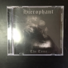 Hierophant - The Tome CD (VG+/VG+) -doom metal-
