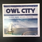 Owl City - Ocean Eyes (deluxe edition) 2CD (VG-VG+/M-) -synthpop-