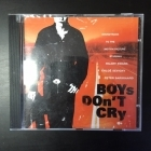 Boys Don't Cry - Music From The Motion Picture Soundtrack CD (VG/VG+) -soundtrack-