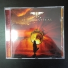 Optimystical - Distant Encounters CD (M-/M-) -melodic metal-