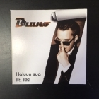 Bruno Featuring RKI - Haluun sua CDS (VG/VG+) -pop-
