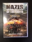 Nazis At The Center Of The Earth DVD (VG/M-) -kauhu/toiminta-