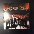 Armored Dawn - Power Of Warrior CDEP (VG+/VG+) -power metal-