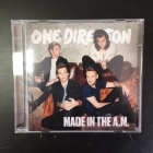 One Direction - Made In The A.M. CD (M-/M-) -pop-