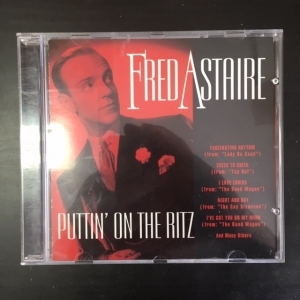 Fred Astaire - Puttin On The Ritz CD (M-/M-) -jazz-
