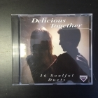 Delicious Together (16 Soulful Duets) CD (VG+/M-)