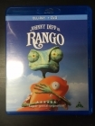 Rango Blu-ray+DVD (M-/M-) -animaatio-
