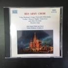 Red Army Choir - Russian Favourites CD (VG+/VG+) -kuoromusiikki-