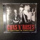 Guns N' Roses - Live At The Ritz, NYC February 2, 1988 (Westwood One FM Broadcast) CD (M-/M-) -hard rock-