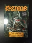 Kreator - Live Kreation: Revisioned Glory (limited deluxe edition) DVD+2CD (VG+-M-/VG+) -thrash metal-