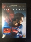 Man Of Steel DVD (M-/M-) -toiminta-
