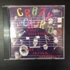 Harry Strutters Hot Rhythm Orchestra - Crazy Chords CD (VG/M-) -jazz-