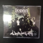 Kwan - Microphoneaye CDS (VG+/M-) -hip hop/pop-