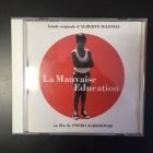 La Mauvaise Education - Bande Originale CD (VG/M-) -soundtrack-