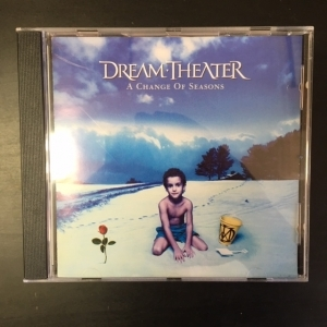 Dream Theater - A Change Of Seasons CD (VG/VG+) -prog metal-