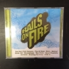 Rails On Fire CD (VG+/M-)