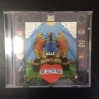 2 Bears - Be Strong CD (M-/M-) -house-