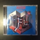 Accept - Metal Heart (remastered) CD (M-/M-) -heavy metal-