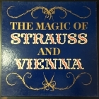 Strauss - The Magic Of Strauss And Vienna 5LP (M-/VG+) -klassinen-