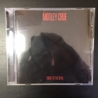 Mötley Crüe - Shout At The Devil (remastered) CD (VG/VG+) -hard rock-