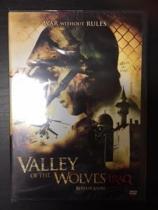 Valley Of The Wolves - Iraq DVD (M-/M-) -sota-