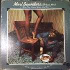 Merl Saunders With Aunt Monk - You Can Leave Your Hat On LP (VG+/G) -soul-