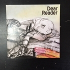 Dear Reader - Replace Why With Funny PROMO CD (VG+/VG+) -indie pop-