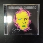 Benjamin Diamond - Strange Attitude (limited edition) 2CD (VG+/VG+) -house-