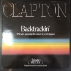 Eric Clapton - Backtrackin' 2LP (VG+/VG+) -blues rock-