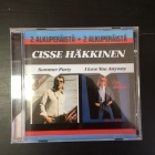 Cisse Häkkinen - Summer Party / I Love You Anyway CD (M-/M-) -rock n roll-