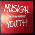 Musical Youth - Pass The Dutchie / Please Give Love A Chance 7'' (VG-VG+/VG+) -reggae-