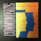 Communards - Don't Leave Me This Way / Sanctified 7'' (VG+/VG+) -synthpop-