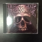 Weaselface - 5 CD (M-/M-) -punk rock-