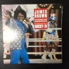 James Brown / Vince Di Cola - Living In America / Farewell 7'' (VG/VG+) -funk-