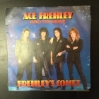 Ace Frehley - Into The Night / Fractured Too 7'' (VG/VG+) -hard rock-