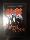 AC/DC - Highway To Hell DVD (VG+/M-) -hard rock- (R0 NTSC)