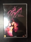 Dirty Dancing - Kuuma tanssi (20th anniversary special edition) 2DVD (VG+-M-/M-) -draama-