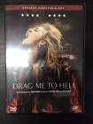 Drag Me To Hell (unrated director's cut) DVD (VG+/M-) -kauhu-