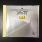 Ives - Symphony No.4 / Three Places In New England / Central Park In The Dark CD (M-/VG+) -klassinen-