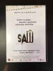 Saw DVD (G/M-) -kauhu-