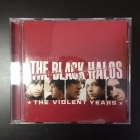 Black Halos - The Violent Years CD (M-/M-) -punk rock-