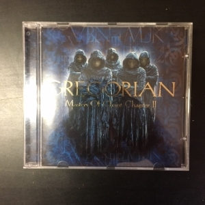 Gregorian - Masters Of Chant Chapter II CD (VG/M-) -new age-