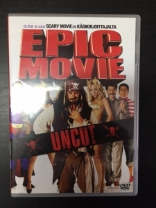 Epic Movie DVD (M-/M-) -komedia-