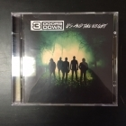 3 Doors Down - Us And The Night CD (VG+/M-) -post-grunge-