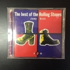 Rolling Stones - Jump Back (The Best Of The Rolling Stones) CD (M-/VG+) -rock n roll-