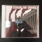 Scream For Change - Ghost Of Humanity CDEP (M-/M-) -hardcore-