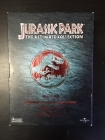 Jurassic Park - The Ultimate Collection 4DVD (VG+-M-/VG+) -seikkailu-