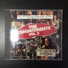 Commitments Vol.2 - Music From The Original Motion Picture Soundtrack CD (G/M-) -soundtrack-