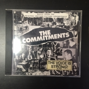 Commitments - Music From The Original Motion Picture Soundtrack CD (G/M-) -soundtrack-