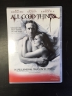 All Good Things DVD (VG+/M-) -draama/jännitys-